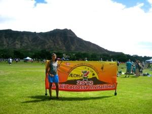 2012 Hawaii Lacrosse Invitational banner